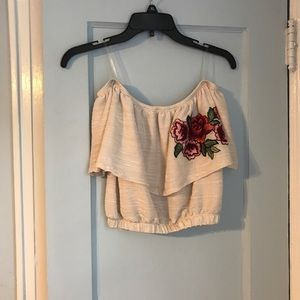 Forever 21 Tops - HP🎉NWT F21 Crop Top